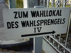 wahllokal - tschoerda