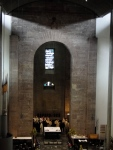 Innenraum Evangelische Stadtkirche in Karlsruhe