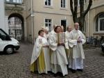 Altardienst und Konsekratoren