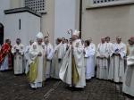 Alt-Bischof Joachim Vobbe und Neu-Bischof Dr. Matthias Ring
