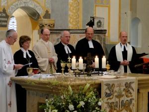 Eucharistie Evangelisch