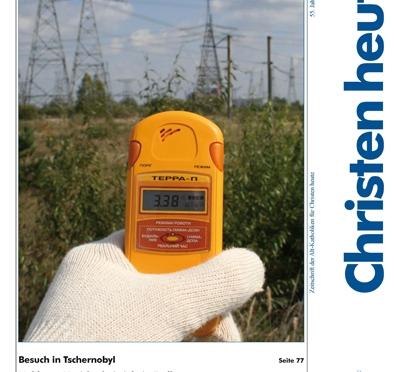 29 Jahre Tschernobyl
