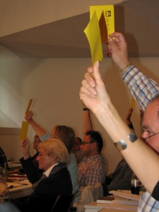 Bistumssynode 2012, 2. Tag - Foto: Manfred Mardinskij