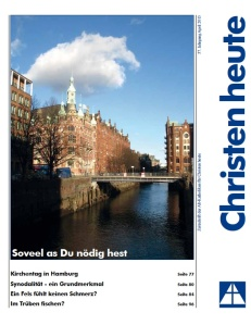 Titelbild Christen heute April 2013