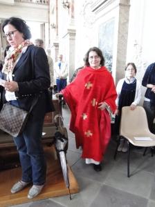 Neupriesterin Oranna Naudascher-Wagner