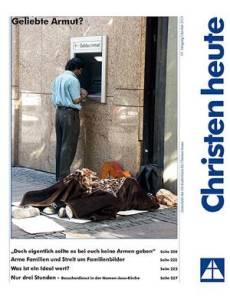 Titelbild der Oktober-Ausgabe von Christen heute