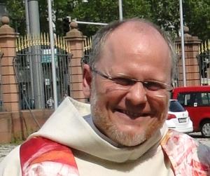 Priester Walter Jungbauer