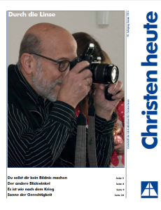 Titelfoto - Christen heute Januar 2014
