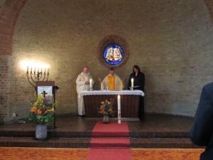 Ökumene beim Eucharistiegebet