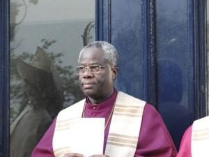 Bischof Dr. John Ekemezie Okoro (Alt-Katholische Kirche von Österreich)