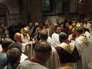 Eröffnungs-Gottesdienst des Kongresses mit Taufgedächtnisfeier