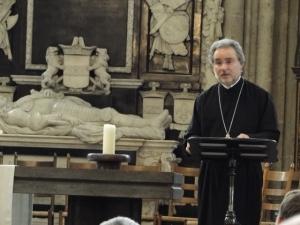 Ein Vortrag des orthodoxen Theologie-Professors John Chryssavgis über Schöpfungstheologie