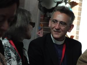 Bischof Dr. Harald Rein (Schweiz)