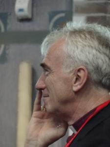 Erzbischof Dr. Joris Vercammen