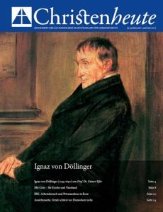 Neues Layout der Alt-Katholischen Monatszeitschrift 'Christen heute'