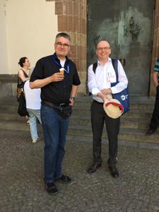 kurz vor der Lima-Liturgie