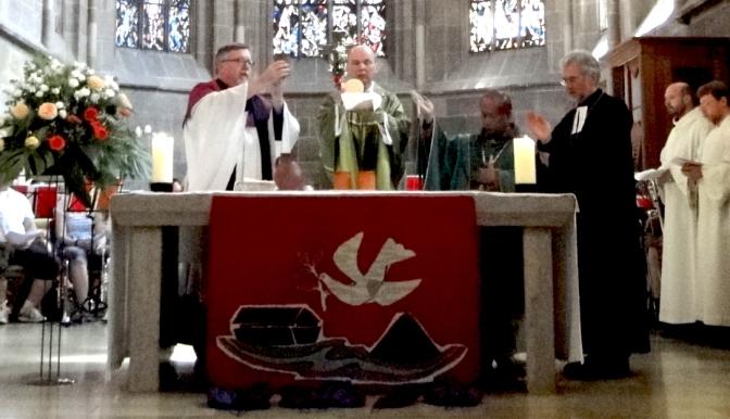 Lima-Liturgie auf dem Kirchentag in Stuttgart – Rückblick mit Bildern