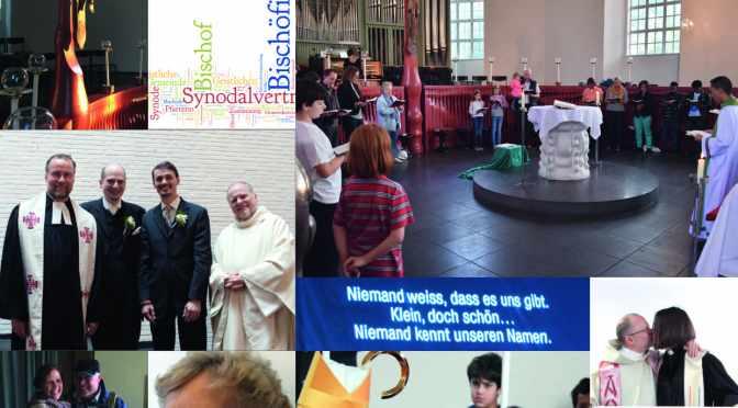 Alt-Katholische Kirche stellt sich vor – 'Schätze des Glaubens' im Ökumenischen Forum HafenCity in Hamburg