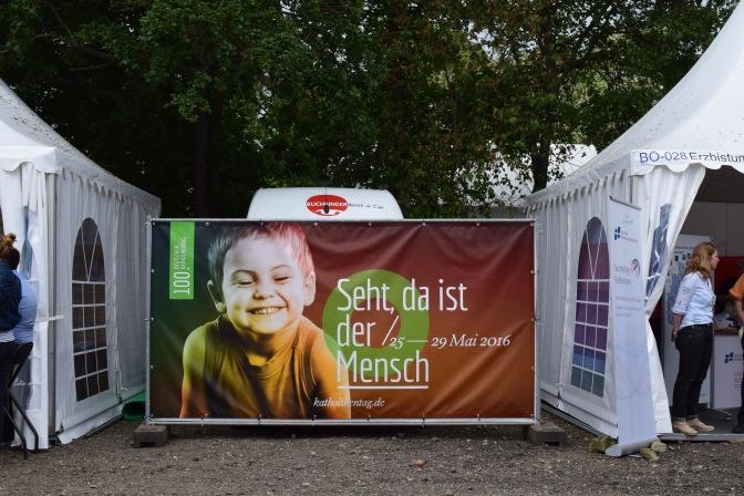 Jubiläums-Freitag auf dem Katholikentag in Leipzig
