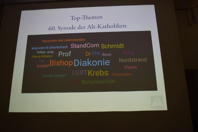 Weitere Bilder von der Bistumssynode
